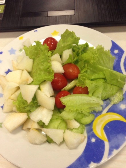 Salad made by Me