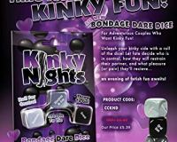 Kinky Nights Dice