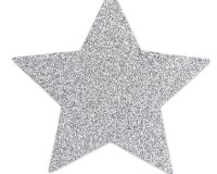 FLASH STAR-SILVER