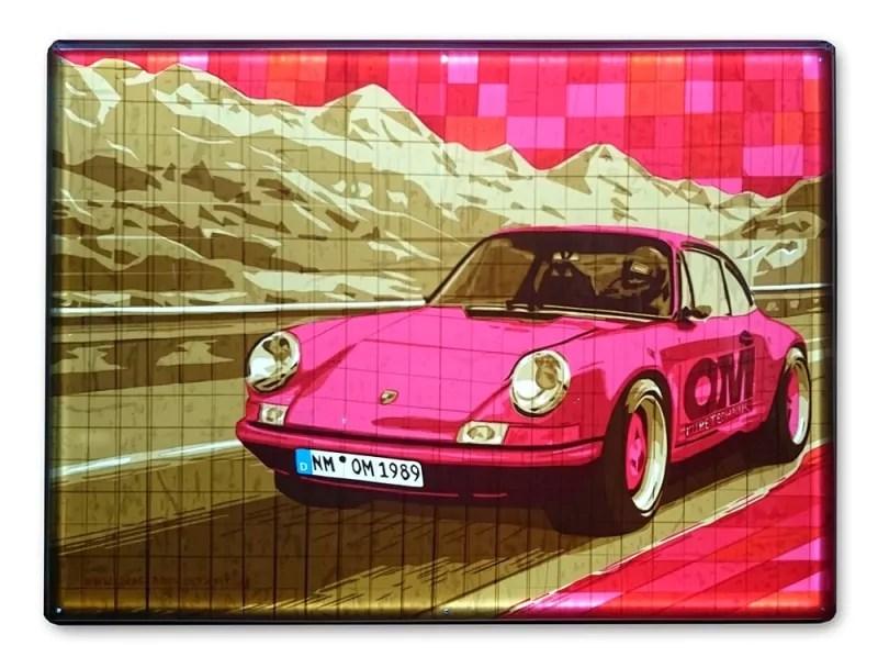 Porsche 911-Packband Tape-art-Auftrag-OM-Klebetechnik-Ostap 2015
