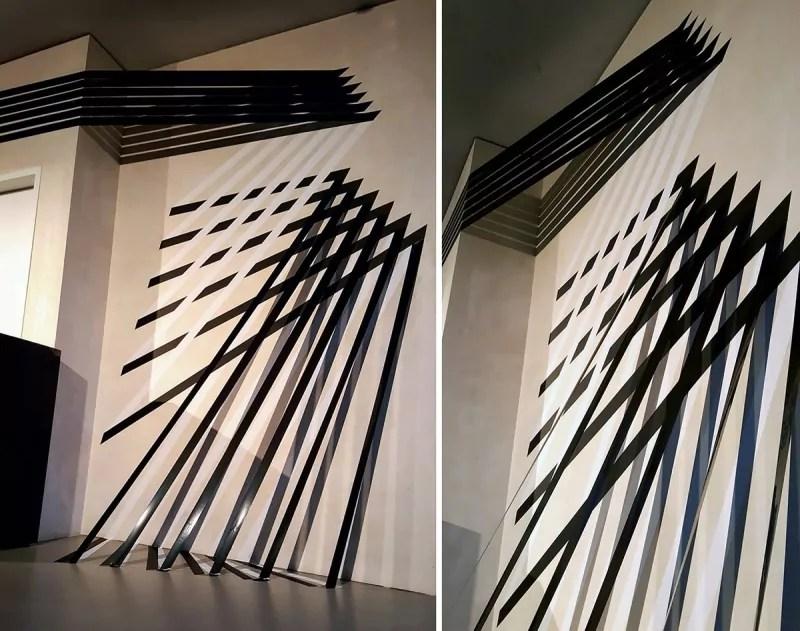 Nahaufnahme-3D-Tape-Art-Interior-Design-Selfmadecrew-2017