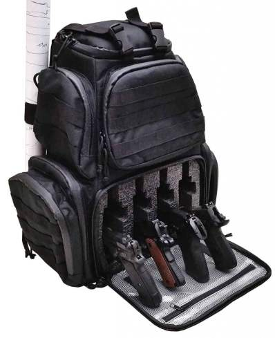 Case Club Tactical 4-Pistol Backpack Review