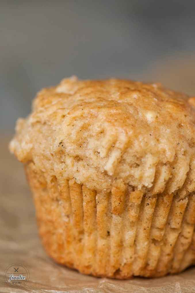 Black Tea Vanilla Muffins   Self Proclaimed Foodie