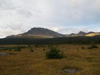 Tonquin Valley in Jasper National Park