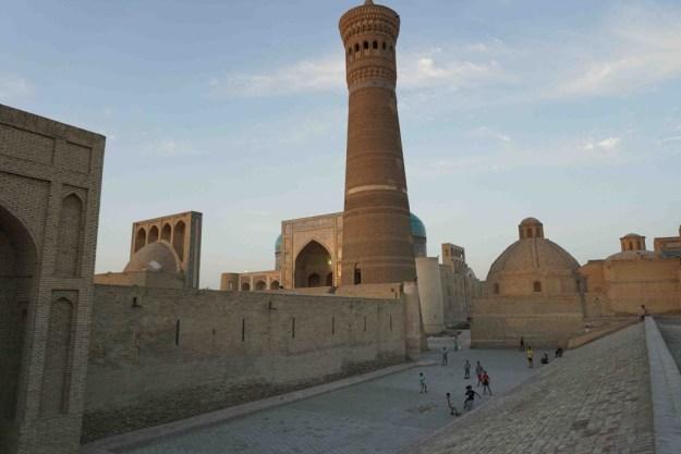 Minaret of Bukhara