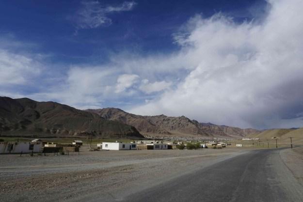 Approaching Murghab