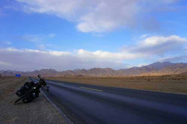 After the checkpoint, into the heart of Qinghai