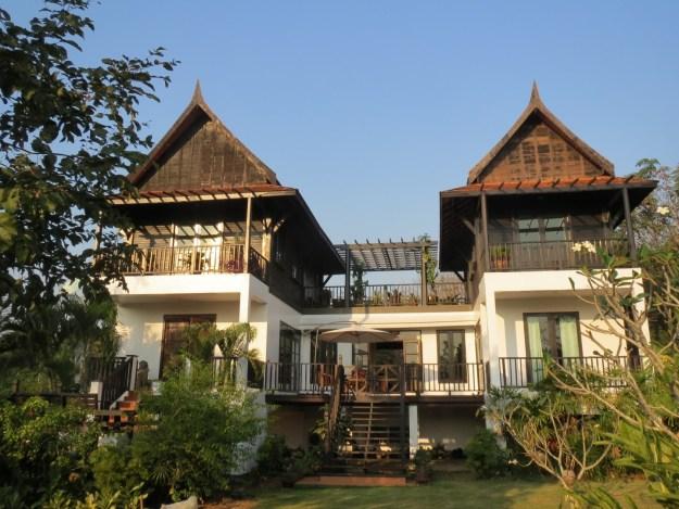 Koh Mak garden villa, my home for 12 nights.