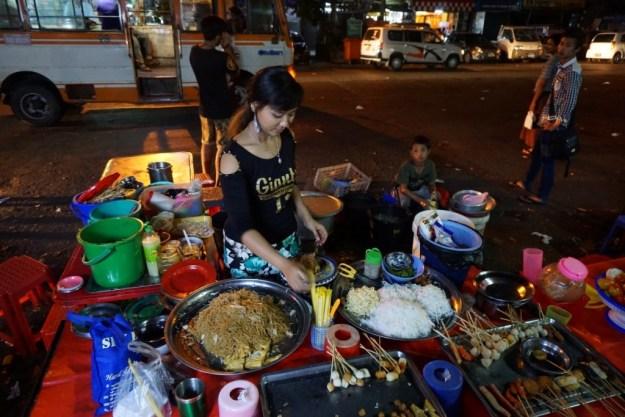 In Yangon, my heart belonged to Noodle Lady