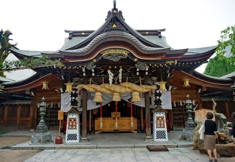 Kushida Shrine, Fukuoka