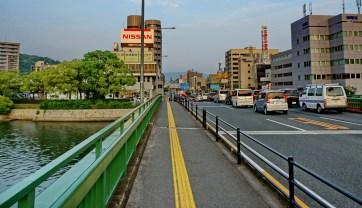 Crossing Hiroshima