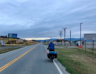 Moving to Montana. Photo: S.Coackley
