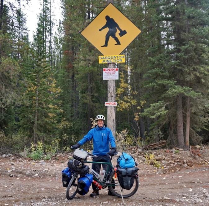 Sasquatch Crossing, Flathead Valley
