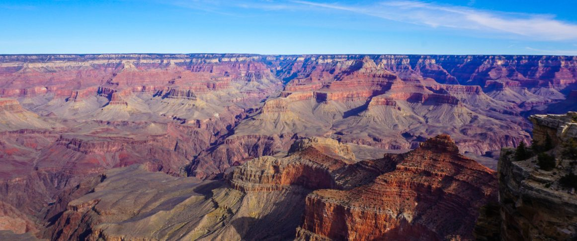 Grand Canyon from Yavapai Point, South Rim