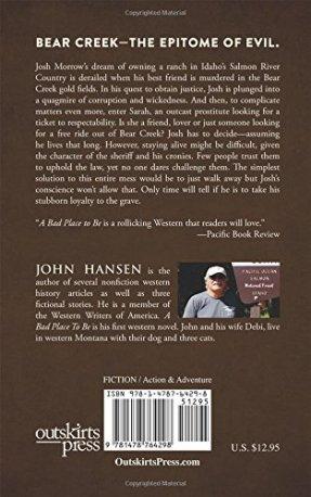back cover john hansen