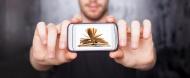 digital-book-on-smartphone