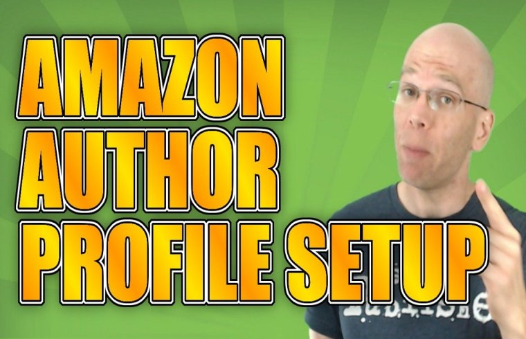amazon author central