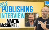 self publishing interview with author martin mcconnell