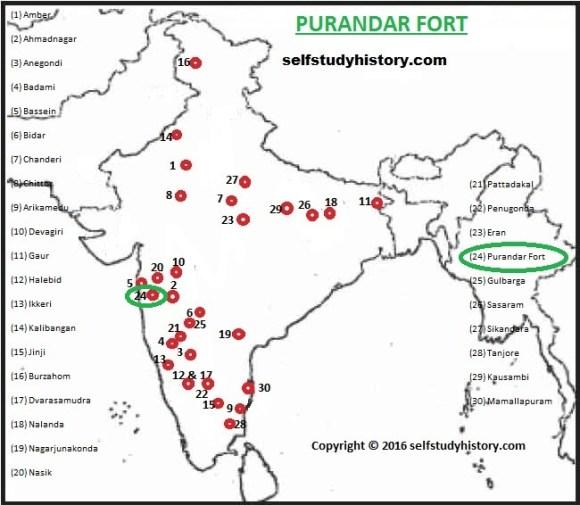 Purandar Fort