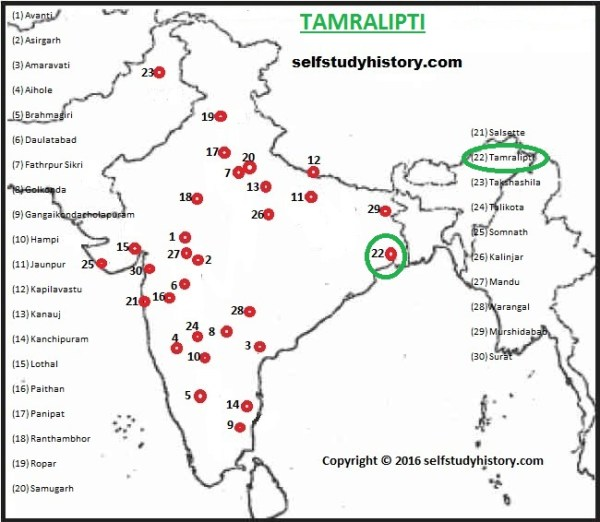 Tamralipti