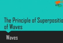 The Principle of Superposition of Waves
