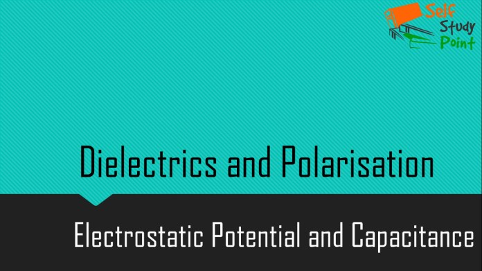 Dielectrics and Polarisation