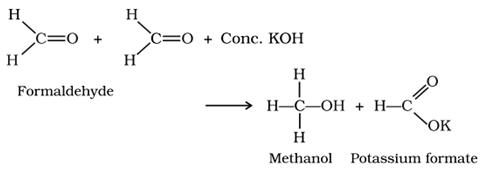 Canizzaro reaction