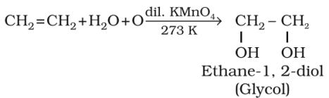 Oxidation of Alkenes