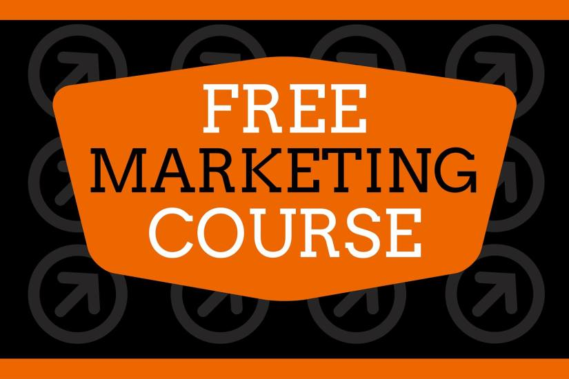 MARKETING COURSE
