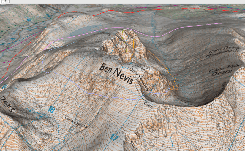 Important of move Software in geology structural analysis