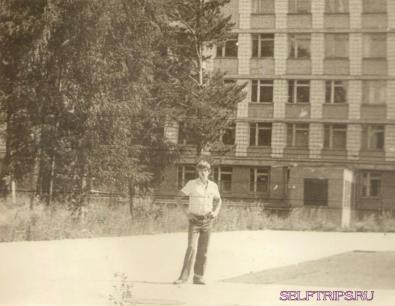 Поездка в летнюю школу СУНЦ (ФМШ) НГУ.