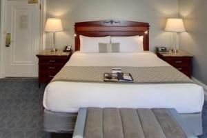 Fairmont Copley Plaza room