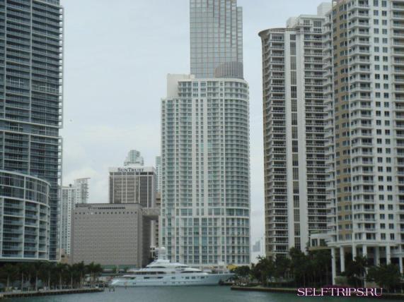 Достопримечательности Майами.