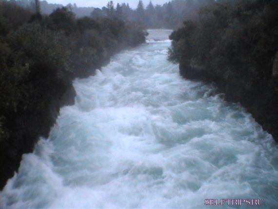 Водопады Хука, Craters of the Moon и вулкан Таранаки