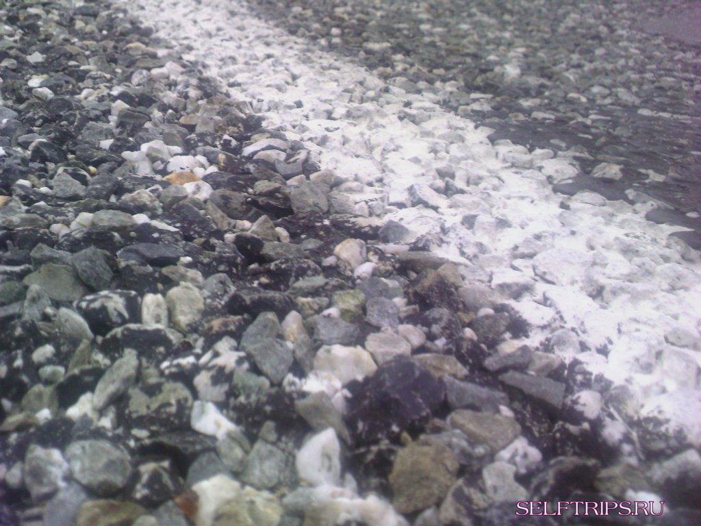 Lumsden - снежный плен на Mount Cook - Lake Tekapo.