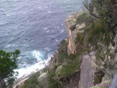 Росс, Тасмания - паром на материк, Асстралия.