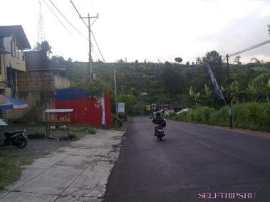 Север Бали.