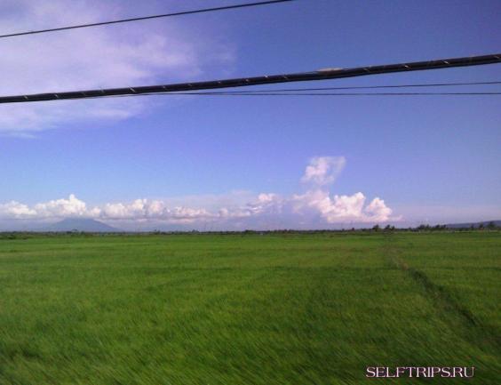 Tagaytay - Daet - Pilar.