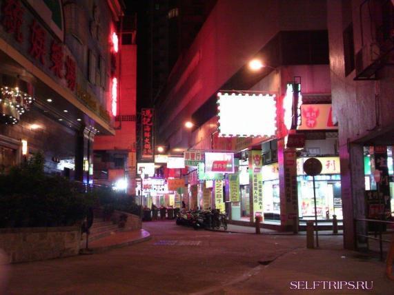 Гуанчжоу - Макао.