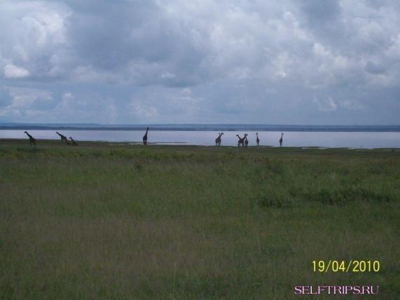 Озеро Маньяра.