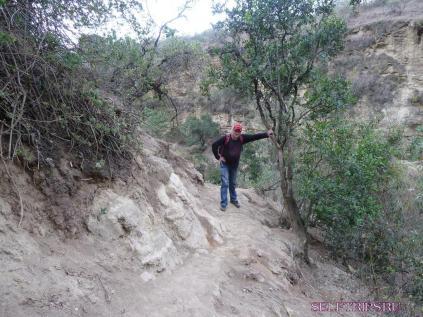 Парк Hell's Gate, Найваша