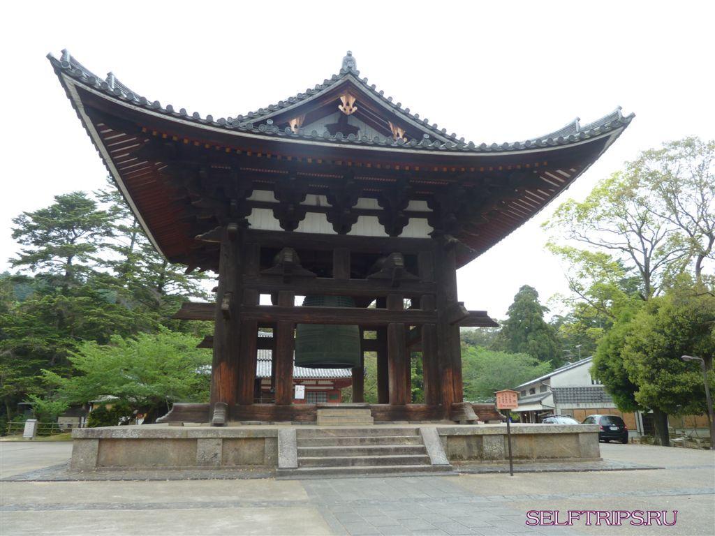 Нара, Япония