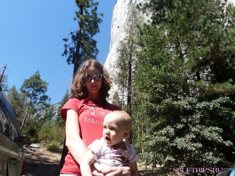 Национальный парк Йосемите