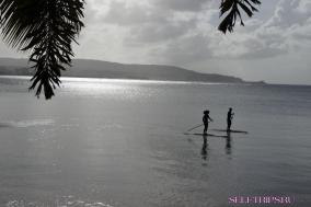 Остров Гуам.