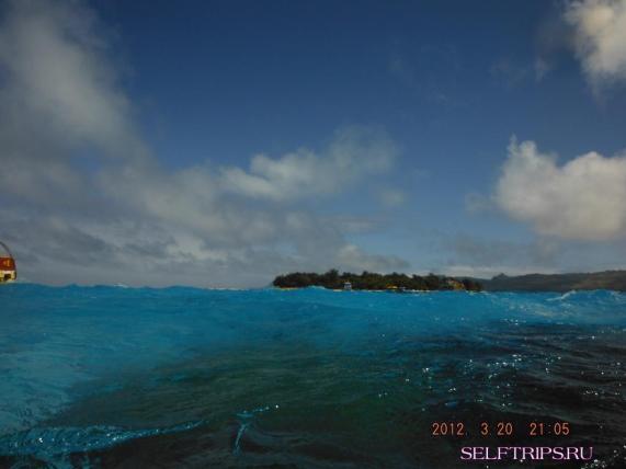 Остров Сайпан.