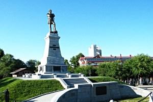 Monument Muravyov-Amursky