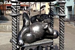 Monument Cat Kazan