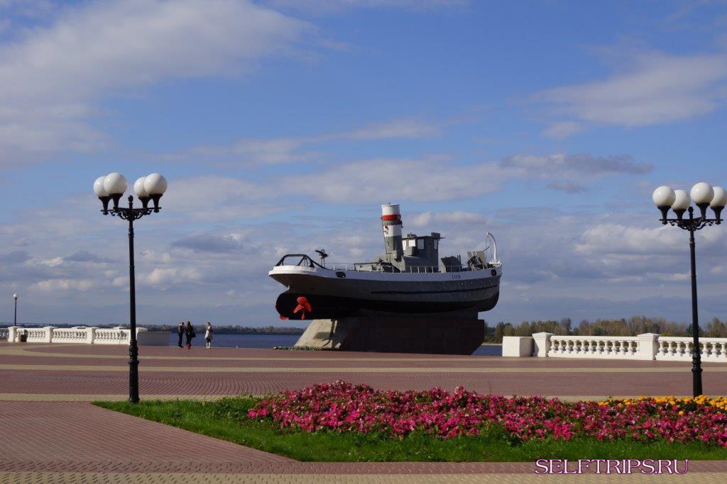 Достопримечательности Нижнего Новгорода  за один день