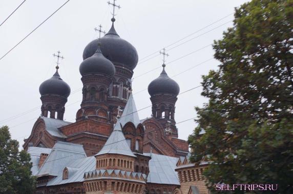 Достопримечательности города Иваново