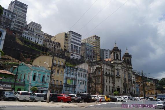 Салвадор и фото бразильянок